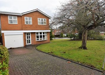 Thumbnail 4 bed detached house for sale in Ullenhall Road, Knowle, Solihull