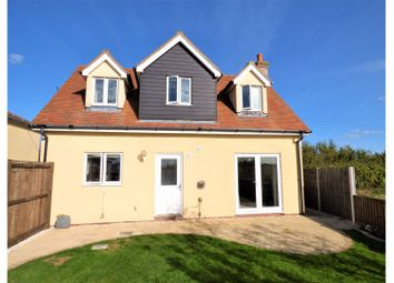 3 bed detached house for sale in Bures Road, West Bergholt CO6