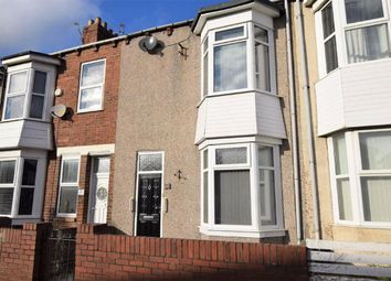 Thumbnail 2 bed terraced house for sale in Nora Street, South Shields
