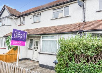 3 bed terraced house for sale in Albion Road, Broadstairs CT10