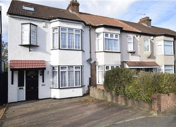Thumbnail 4 bedroom end terrace house to rent in Dorset Avenue, Romford