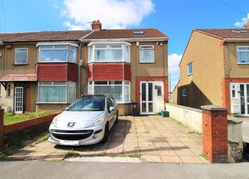 Thumbnail 4 bed end terrace house for sale in Court Road, Kingswood, Bristol
