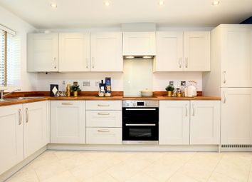 "Thumbnail 3 bed property for sale in ""The Ashby"" at Chamberlain Way, Peterborough"