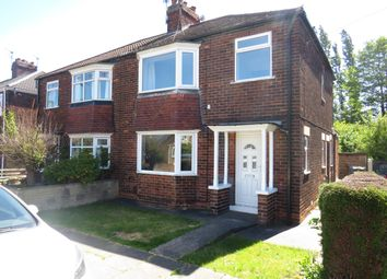 Thumbnail 3 bedroom semi-detached house to rent in Bridge Road, Doncaster