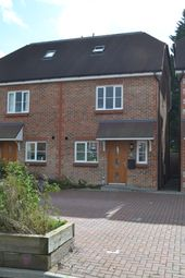 Thumbnail 3 bed end terrace house to rent in Western Road, Hurstpierpoint