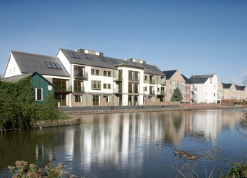 Thumbnail 2 bedroom property for sale in Canalside, Higher Wharf, Bude
