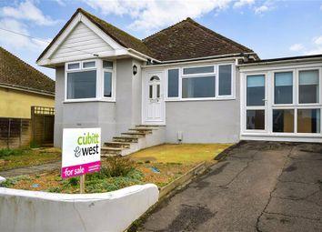 Thumbnail 4 bed bungalow for sale in Heathfield Avenue, Saltdean, Brighton, East Sussex