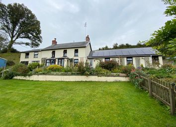4 bed detached house for sale in Cribyn, Lampeter SA48