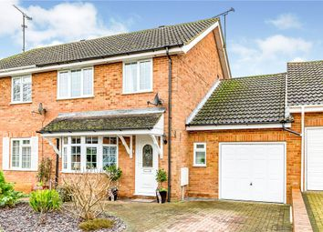 Thumbnail 4 bed semi-detached house for sale in Valley Road, Buckingham, Buckinghamshire