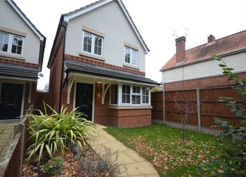 Thumbnail 3 bedroom detached house for sale in Woodlands Road, Farnborough, Hampshire