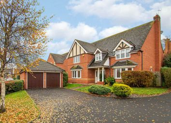 Thumbnail 5 bed detached house for sale in Pear Tree Way, Wychbold, Droitwich