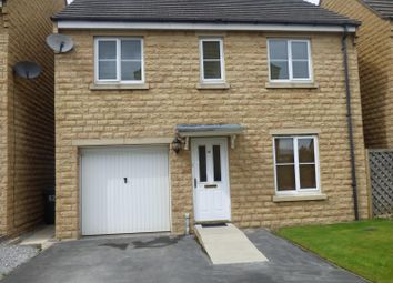 Thumbnail 3 bed detached house to rent in Agincourt Drive, Bingley
