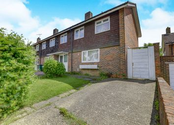 Thumbnail 3 bed end terrace house for sale in Gossops Drive, Gossops Green, Crawley