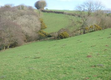 Thumbnail Land for sale in Bratton Fleming, Barnstaple