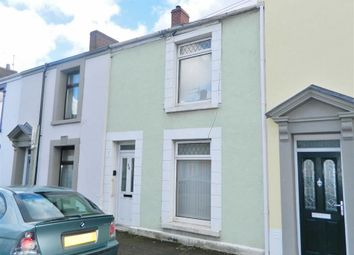 Thumbnail 2 bed terraced house for sale in Western Street, Swansea