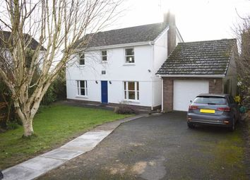 Thumbnail 4 bed detached house for sale in Applegrove, Reynoldston, Swansea