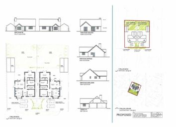 Thumbnail Land for sale in Building Plots Nr Gwynfryn, Llwyngwril, Gwynedd