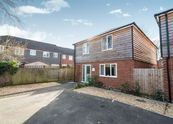 Thumbnail 4 bed detached house for sale in Porters Close, The Drove, Andover