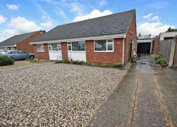 Thumbnail 2 bed semi-detached bungalow for sale in Bridle Drive, Clapham, Bedford
