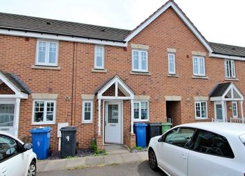 Thumbnail 2 bed terraced house for sale in Southwick Drive, Tamworth, Kettlebrook