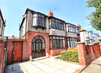 Thumbnail 3 bed semi-detached house for sale in Strafford Drive, Bootle