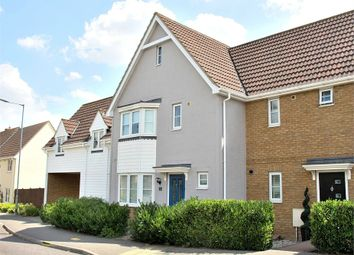 Thumbnail 3 bedroom terraced house for sale in Willow Road, Dunmow