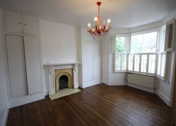 Thumbnail 1 bed terraced house to rent in Chevening Road, Greeenwich