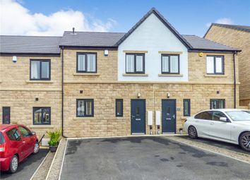 Thumbnail 3 bed town house for sale in Acacia Court, Sandy Lane, Bradford, West Yorkshire