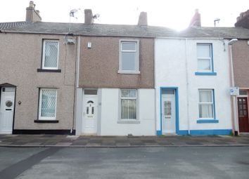 Thumbnail 2 bed mews house for sale in Milburn Street, Workington