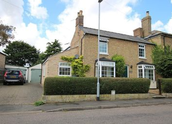 Thumbnail 3 bed cottage for sale in Ash Place, Berry Close, Stretham, Ely
