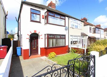 Thumbnail 3 bed semi-detached house for sale in Swanside Road, Knotty Ash, Liverpool