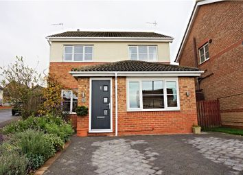 Thumbnail 3 bedroom detached house for sale in Tavistock Close, Hartlepool