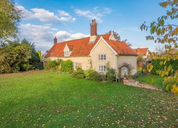 Thumbnail 4 bed farmhouse for sale in Langton Green, Eye, Suffolk