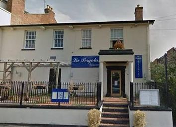 Thumbnail Restaurant/cafe to let in La Pergola, 31 Augusta Place, Leamington Spa, Warwickshire