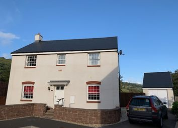 Thumbnail 4 bed property for sale in Crawshay Bailey Close, Gilwern, Abergavenny