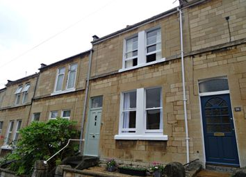 Thumbnail 2 bed terraced house for sale in Dartmouth Avenue, Oldfield Park, Bath
