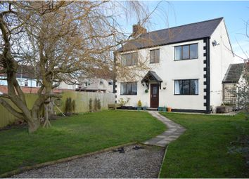 Thumbnail 4 bed detached house for sale in Nant Mawr Road, Buckley