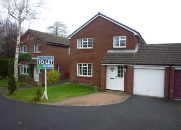 Thumbnail 4 bed detached house to rent in Columbine Grove, Killinghall, Harrogate