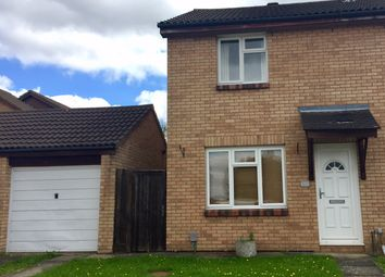 Thumbnail 3 bed terraced house to rent in Swift Close, Biggleswade