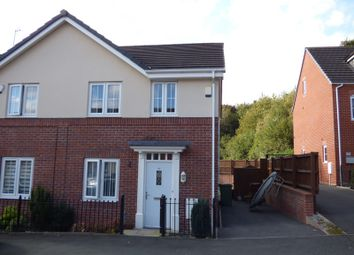 Thumbnail 3 bed semi-detached house for sale in Brandforth Road, Manchester, Greater Manchester