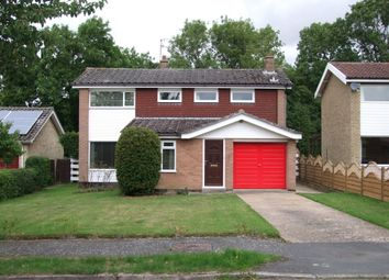 Thumbnail 3 bed detached house for sale in Manor Gardens, Saxmundham