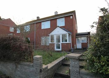 Thumbnail 3 bed semi-detached house for sale in Kings Weston Lane, Lawrence Weston, Bristol
