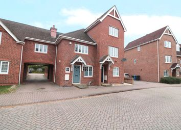 Thumbnail 4 bedroom town house to rent in Wintney Street, Fleet, Hampshire