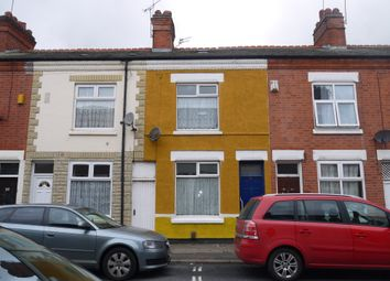 Thumbnail 1 bedroom terraced house for sale in Woodland, Leicester