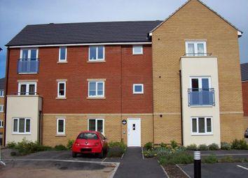 Thumbnail 2 bedroom flat for sale in Hornbeam Close, Bradley Stoke, Bristol