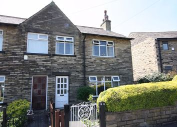 Thumbnail 3 bed end terrace house for sale in Wade House Avenue, Shelf, Halifax
