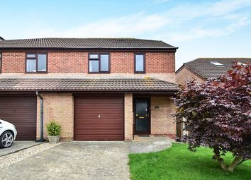 Thumbnail 3 bed semi-detached house for sale in Coffinswell Lane, Kingskerswell, Newton Abbot