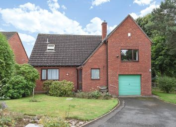 Thumbnail 3 bedroom detached house for sale in Aylestone, Hereford City