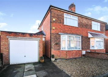 Thumbnail 3 bed semi-detached house for sale in Beech Drive, Leicester