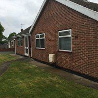 Thumbnail 2 bedroom detached bungalow to rent in Somerleyton Road, Lowestoft
